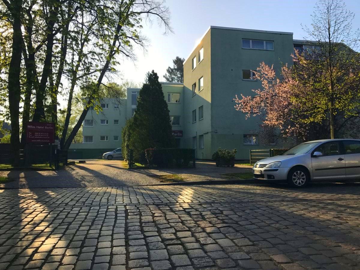 Miles Hotel Berlin Steglitz Hotel In Steglitz Lichterfelde Nahe